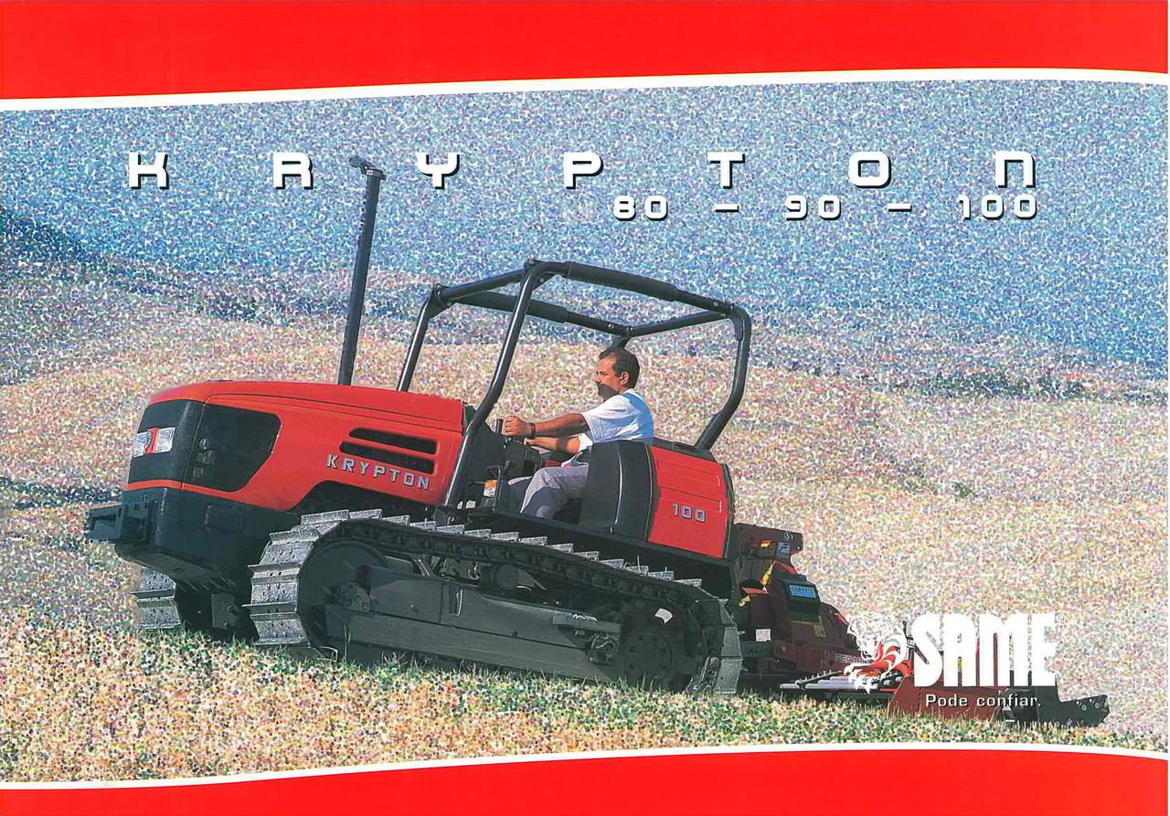 KRYPTON 80 - 90 - 100