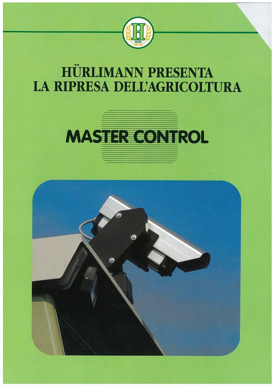 Master Control - Huerlimann presenta la ripresa dell'agricoltura