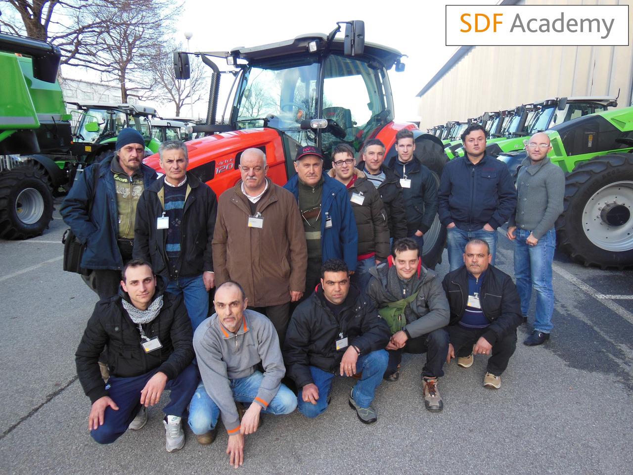SDF Academy - Corso SLH E3