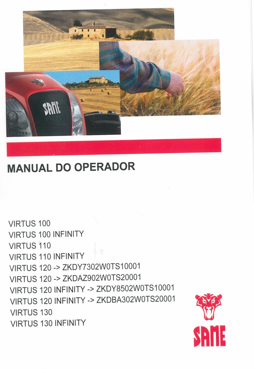 VIRTUS 100 - VIRTUS 100 INFINITY - VIRTUS 110 - VIRTUS 110 INFINITY - VIRTUS 120 ->ZKDY7302W0TS10001 - VIRTUS 120 ->ZKDAZ902W0TS20001 - VIRTUS 120 INFINITY ->ZKDY8502W0TS10001 - VIRTUS 120 INFINITY ->ZKDBA302W0TS20001 - VIRTUS 130 - VIRTUS 130 INFINITY - Manual do operador