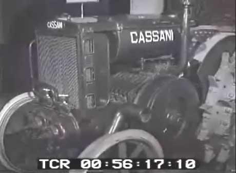 Museo della Scienza - Prima trattrice diesel al mondo - Archivio Storico Luce