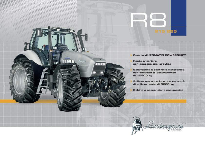 R8 215 - 265