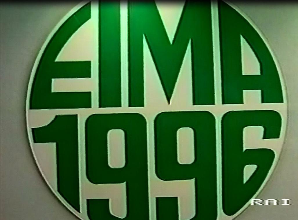 EIMA di Bologna 1996 - TGR Emilia Romagna, Rai 3 (h 19.35)