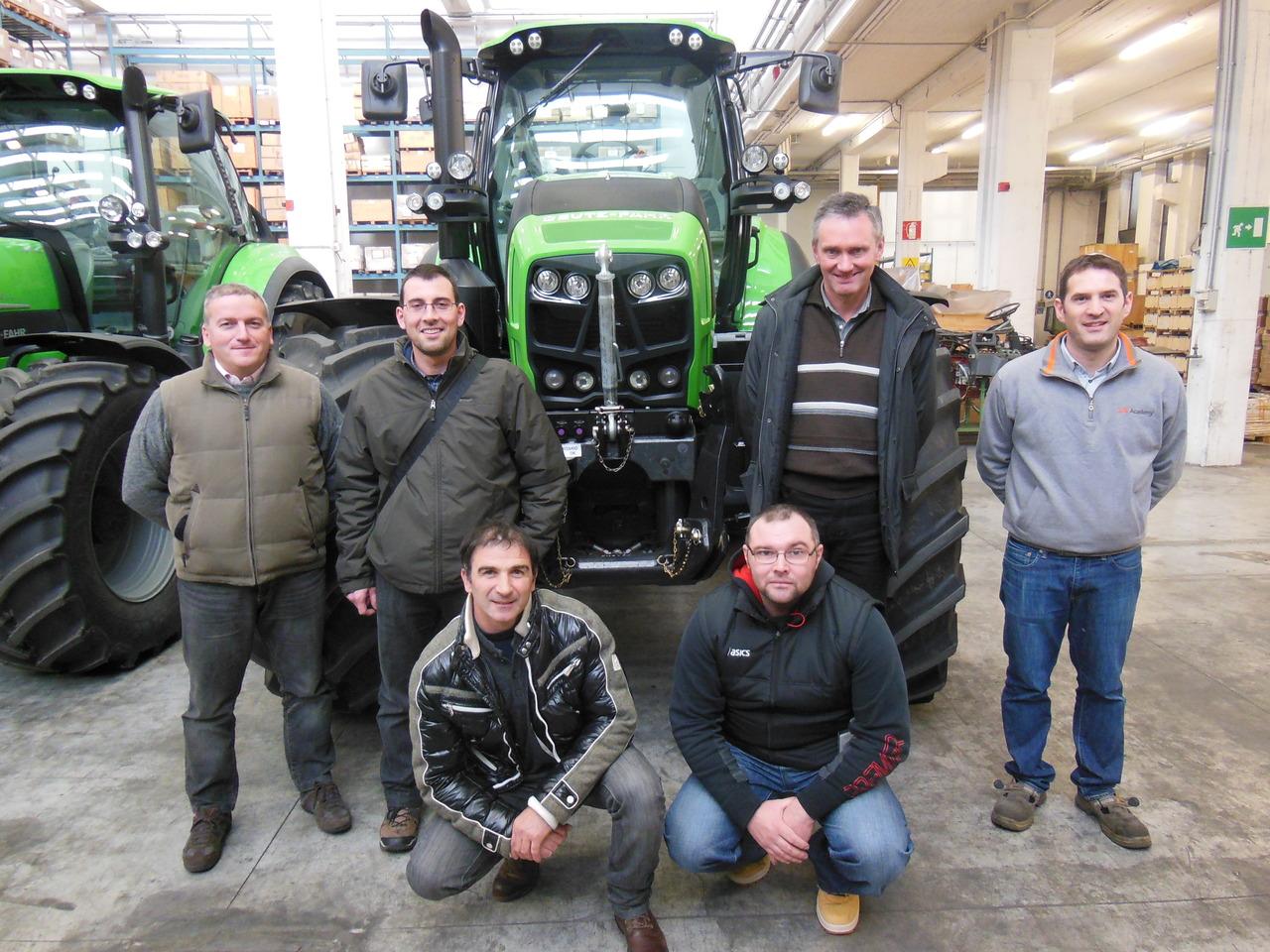 SDF Academy - Corso Deutz-Fahr Serie 6 Agrotron