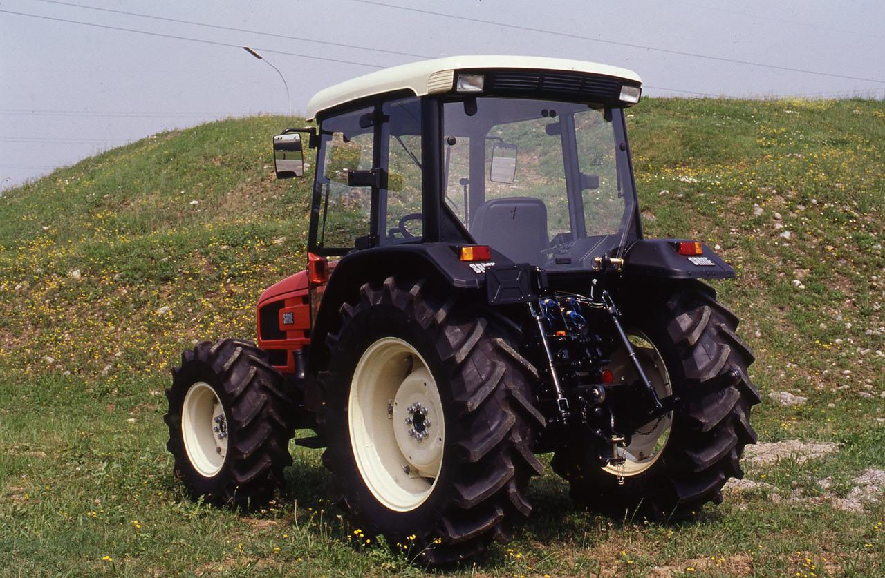 [SAME] trattore Dorado 70 e particolari