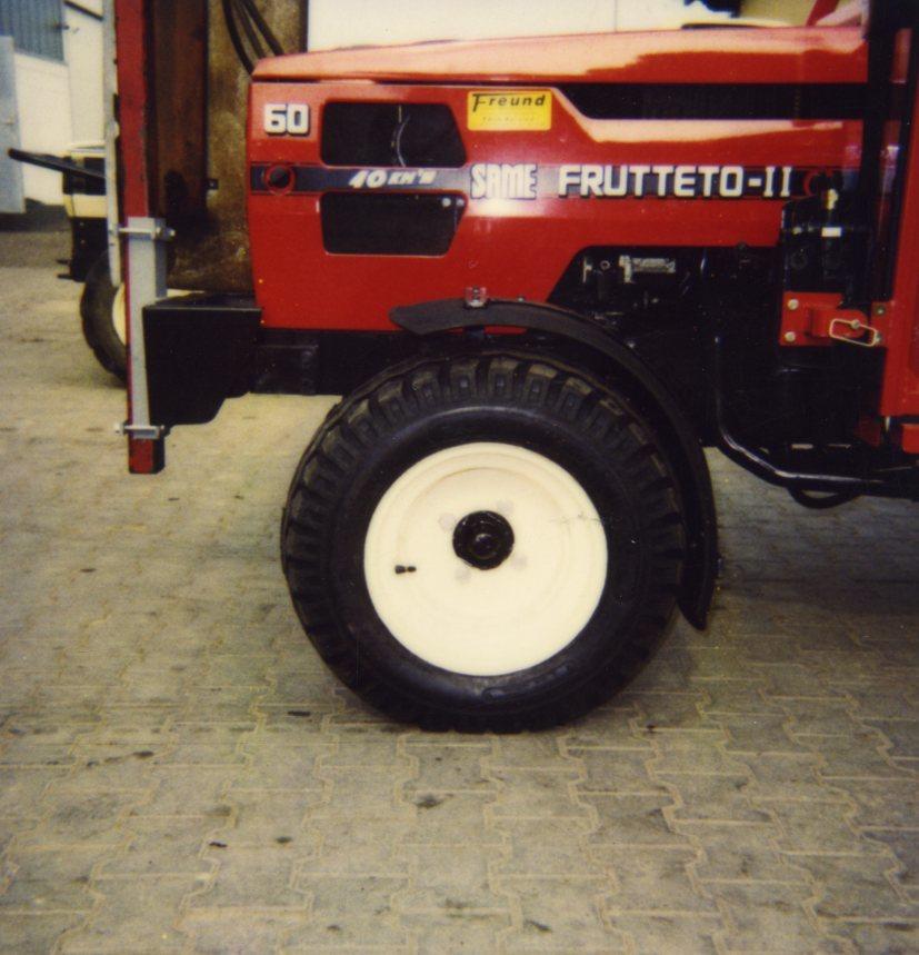 [Same] Trattore modello Frutteto II 60