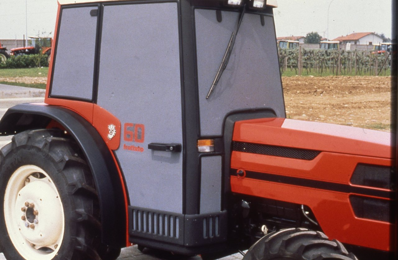 [SAME] partiolari del trattore Frutteto II