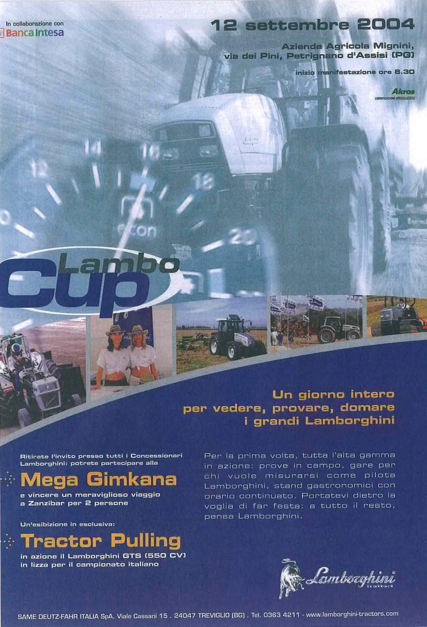 12 Settembre 2004 - LAMBO CUP