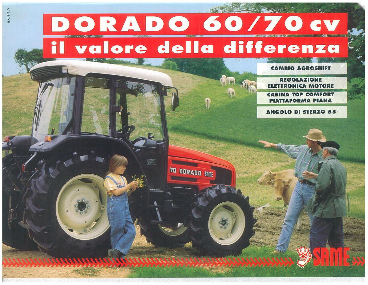 DORADO 60/70 CV
