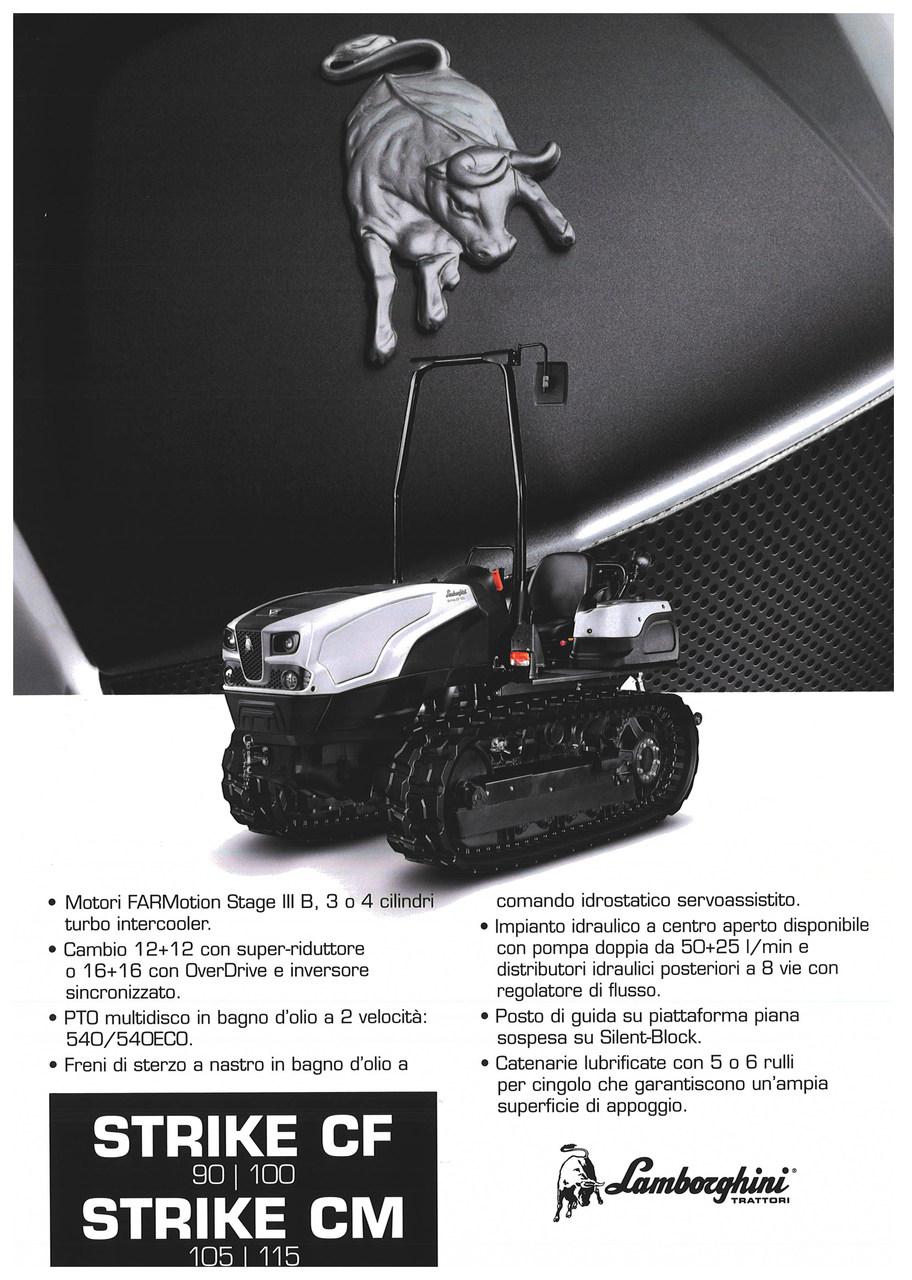 STRIKE CF 90 - 100 / STRIKE CM 105 - 115