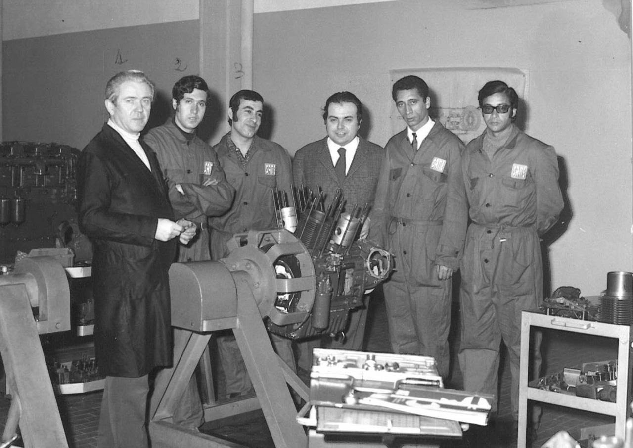 Corso meccanici SAME - Gruppo Libano e Tunisia