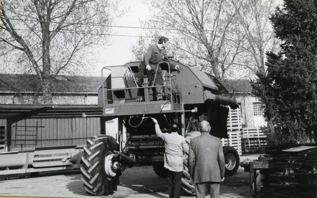 """[Fahr] M 1302 HS, """"Suzzara, April 1979"""""""