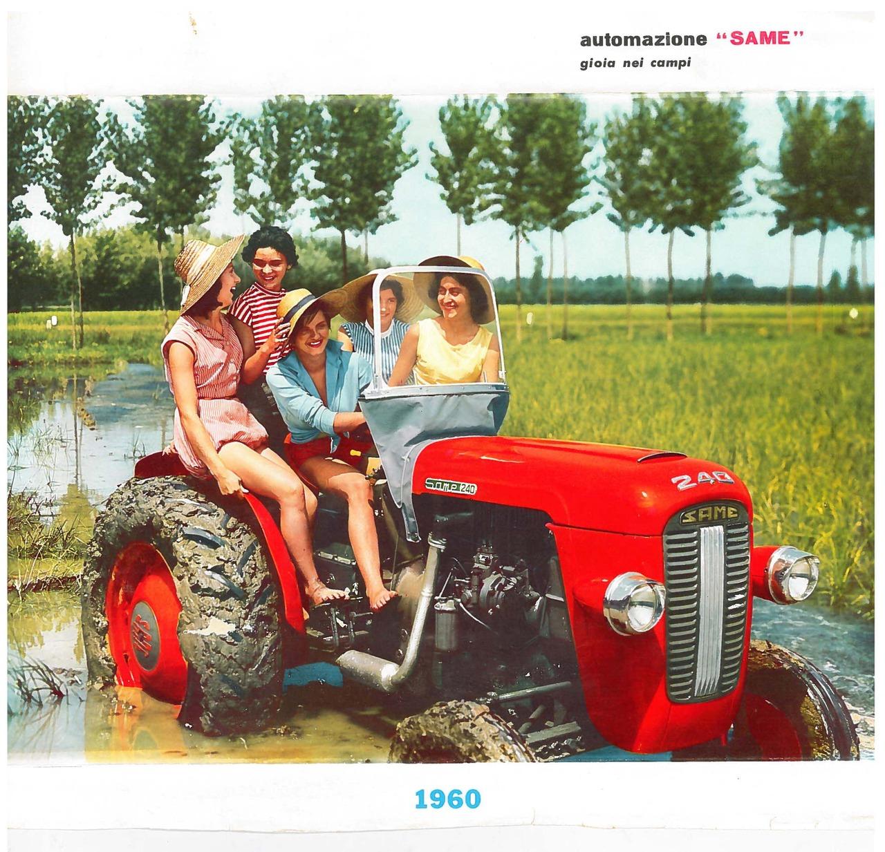 Calendario 1960