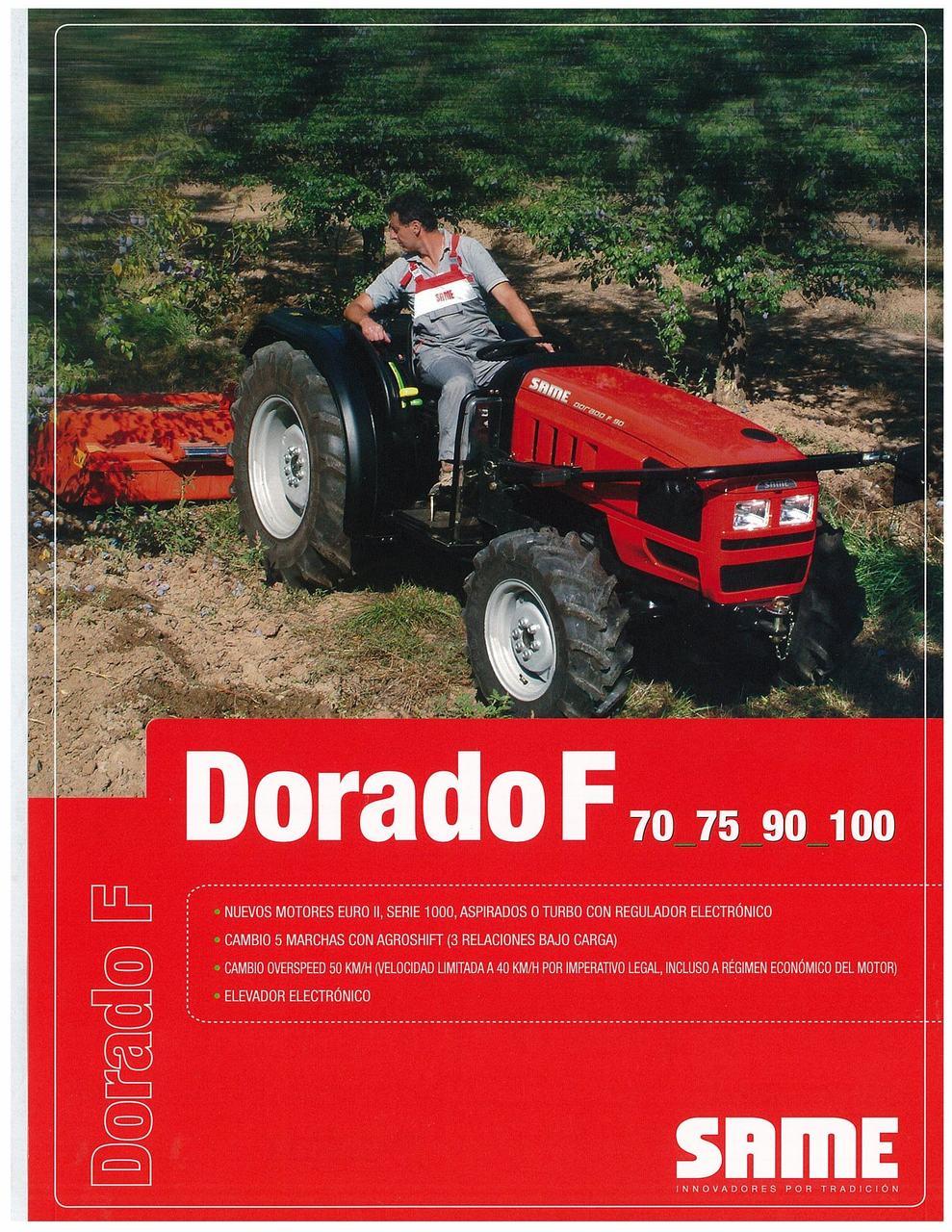DORADO F 70 - 75 - 90 - 100