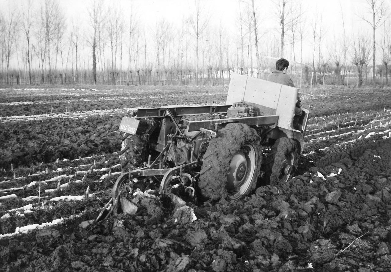 Samecar Agricolo con aratro
