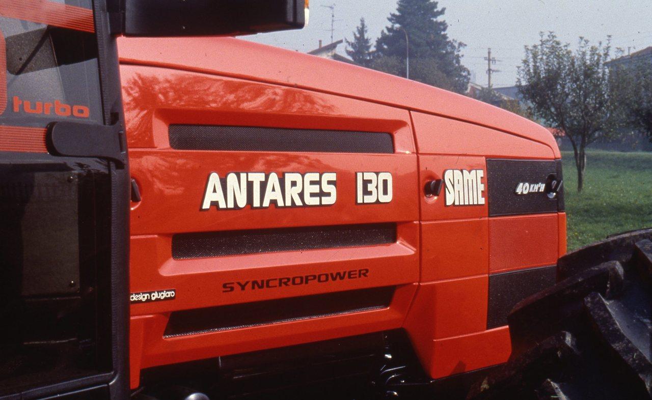 [SAME] particolari trattore Antares 130