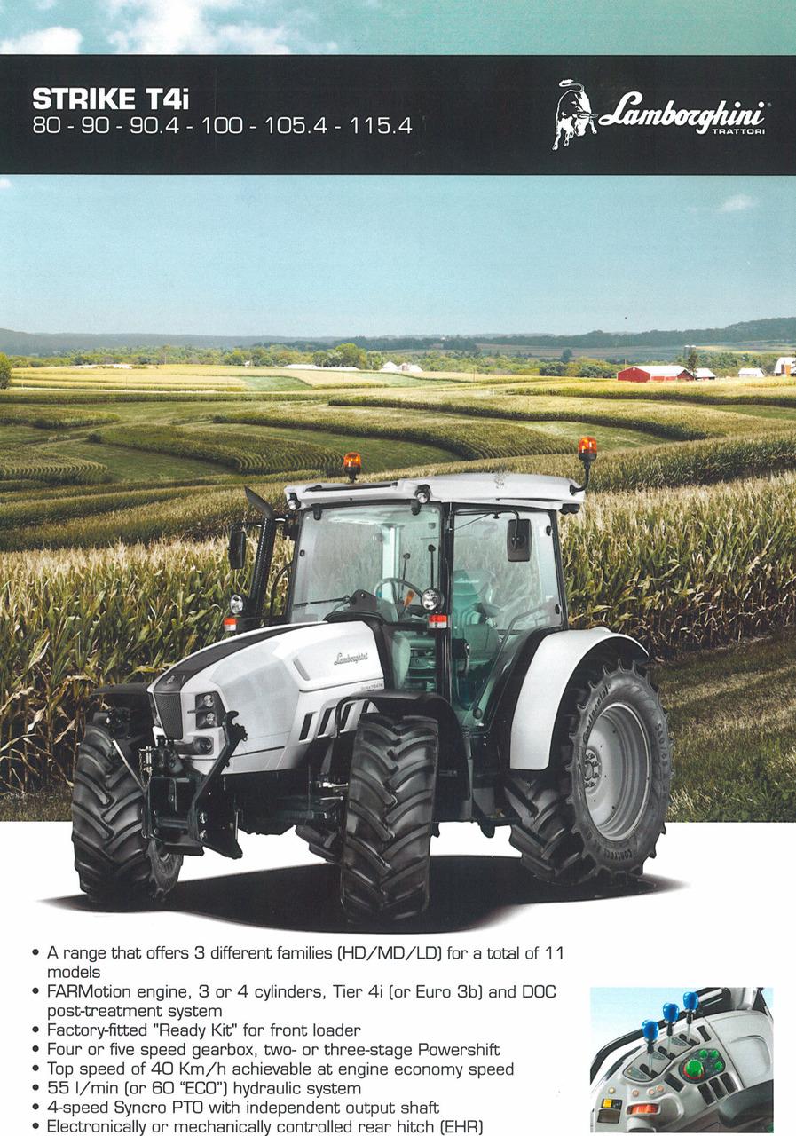 STRIKE T4i 80-90-90.4-100-105.4-115.4