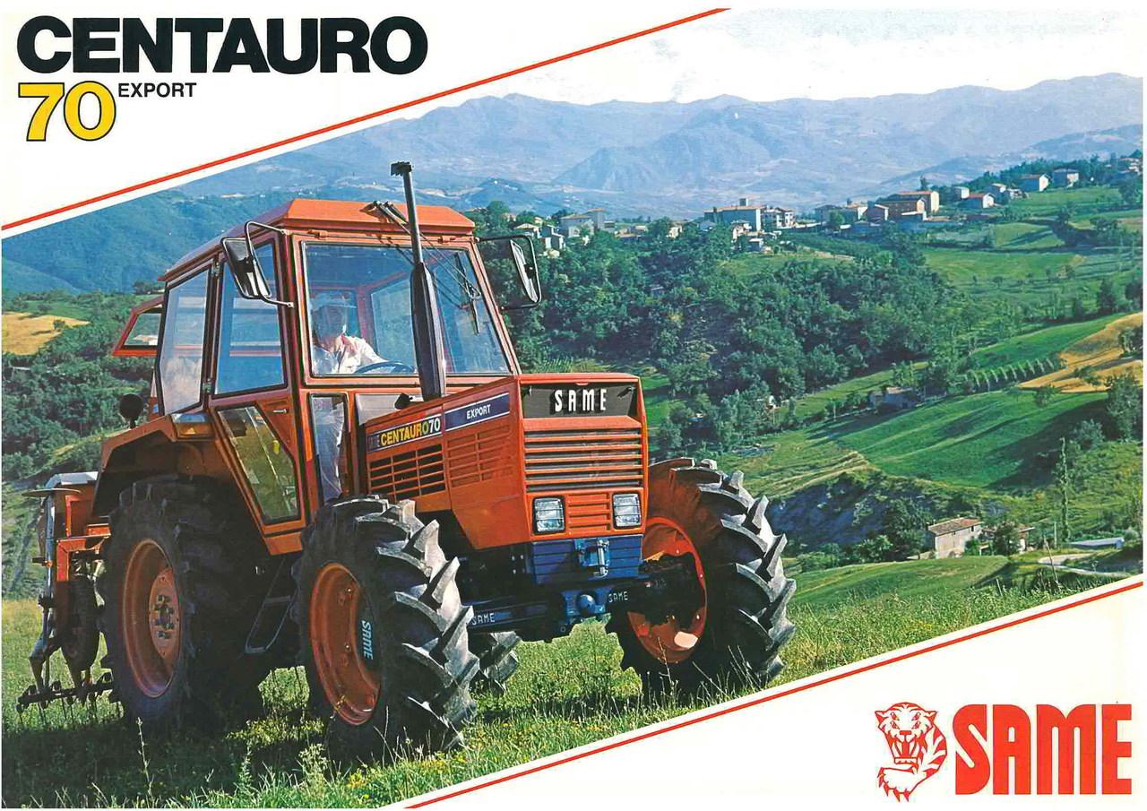 CENTAURO 70 EXPORT