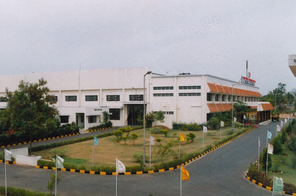Stabilimento di Ranipet in India del Gruppo SAME DEUTZ-FAHR