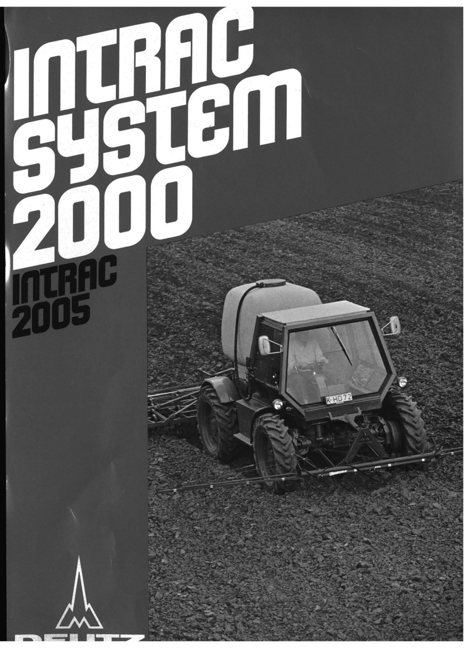 Deutz: Intrac System 2000