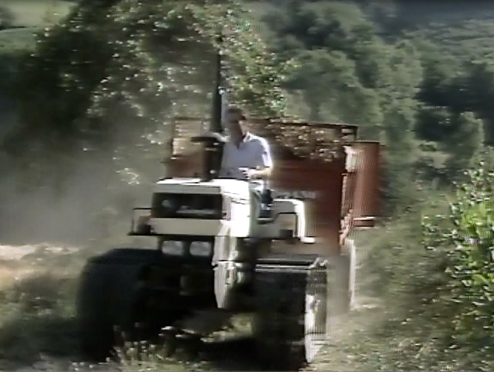 I trattori cingolati Lamborghini