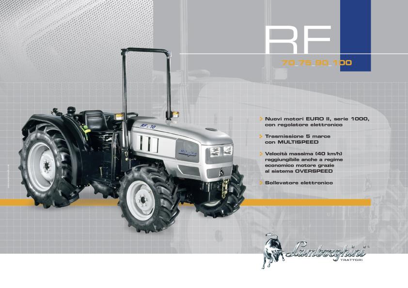 RF 70 - 75 - 90 - 100