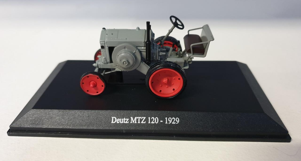 Trattore DEUTZ MTZ 120