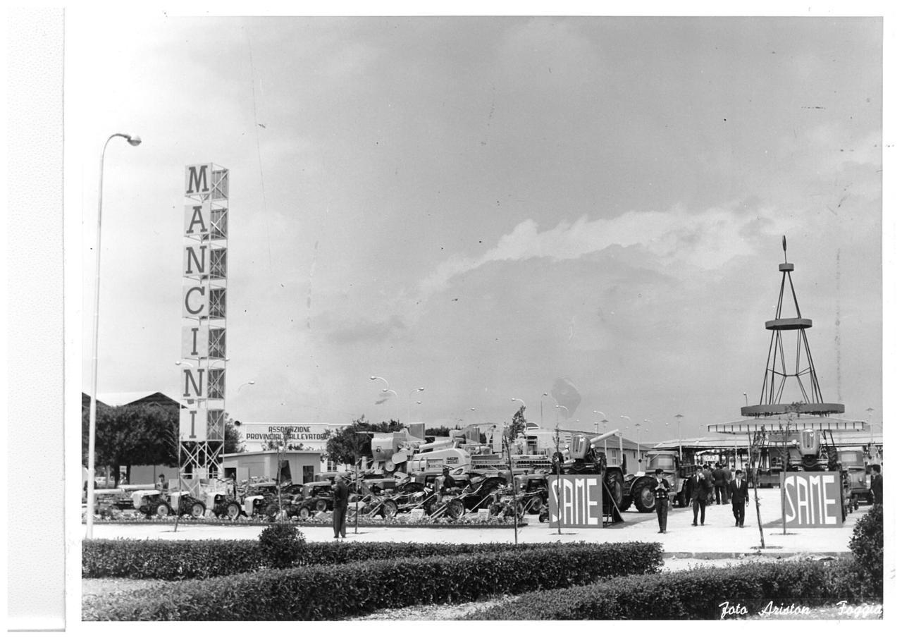 Fiera di Foggia 1964 - Stand Same