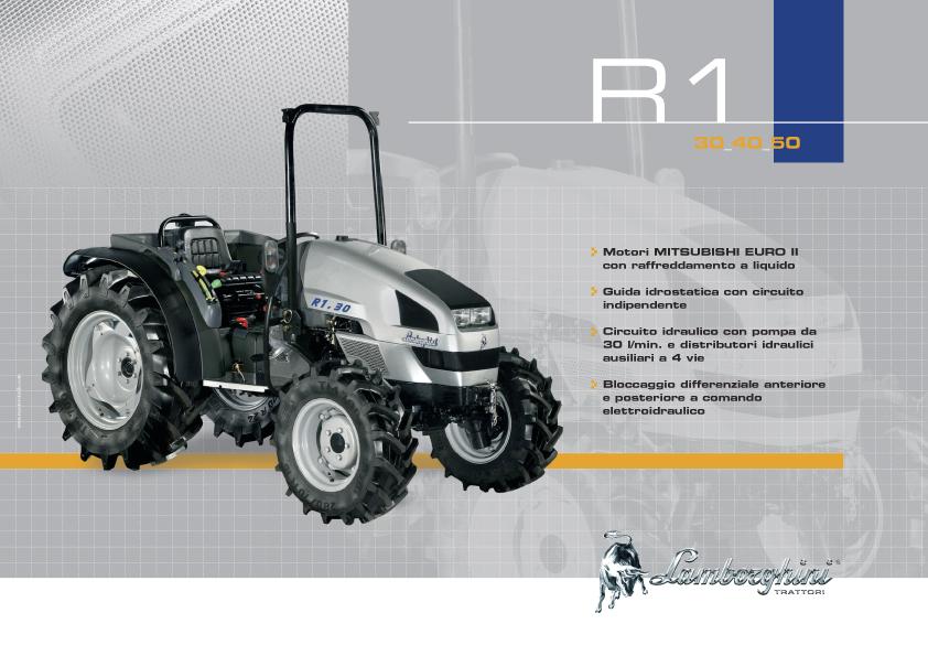 R1 30 - 40 - 50