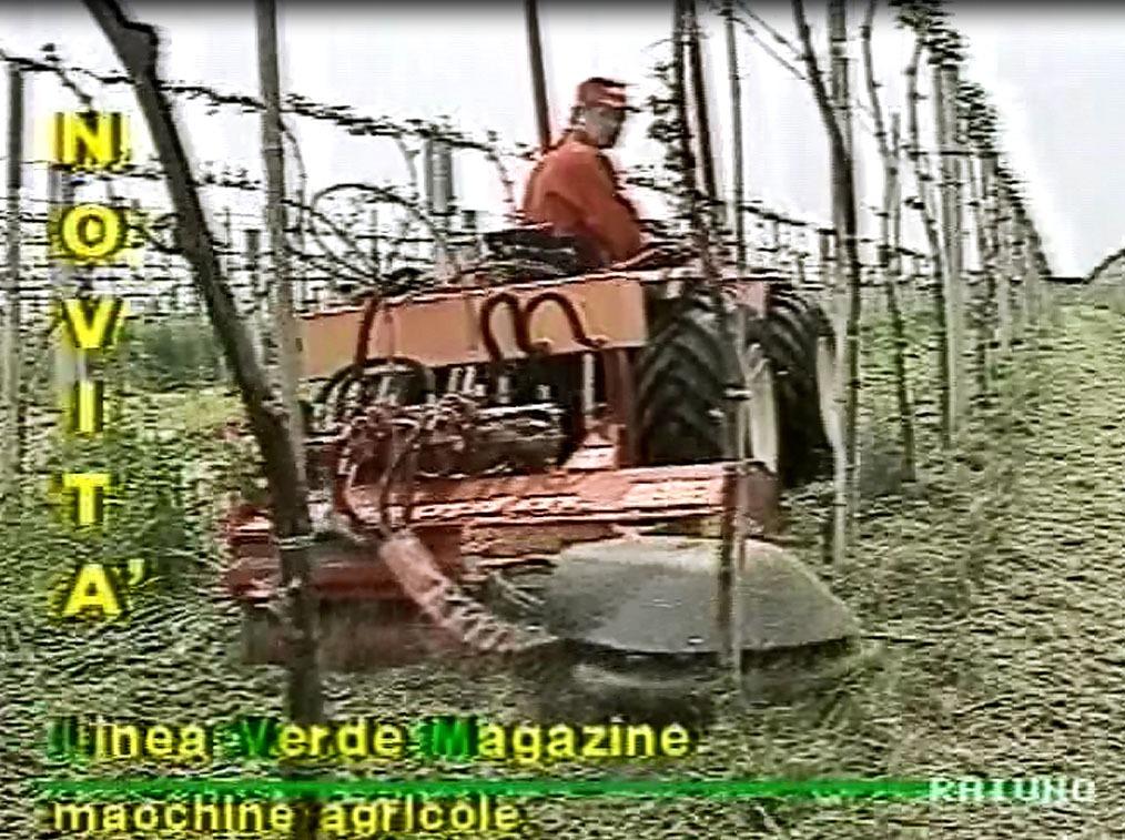"""Prima edizione di """"EIMA in campo"""" a Faenza - Linea Verde Magazine, Rai 1"""