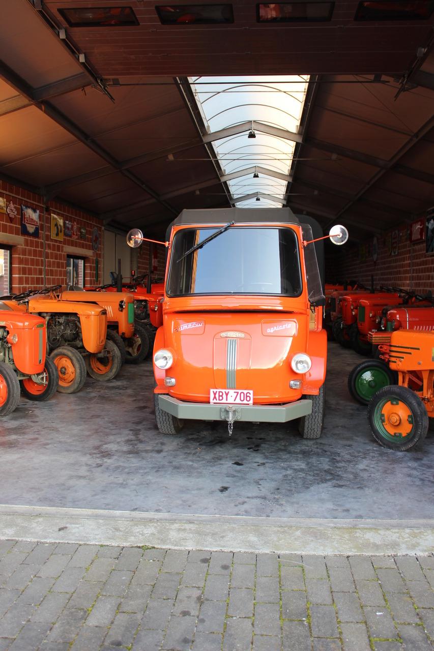 Samecar Agricolo in Belgio