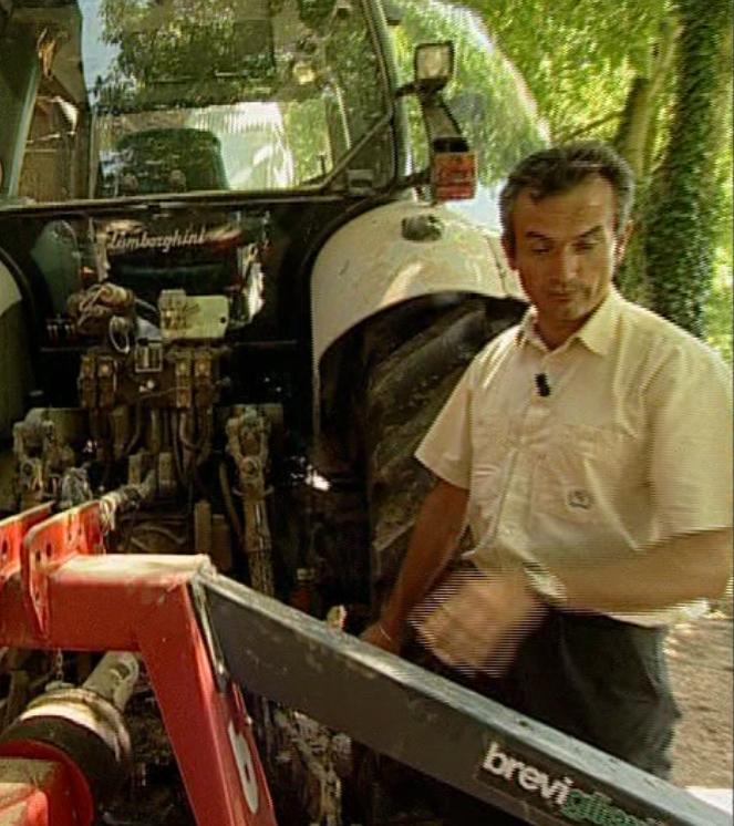 Prova in campo Lamborghini R6 165.7 VRT - parte III
