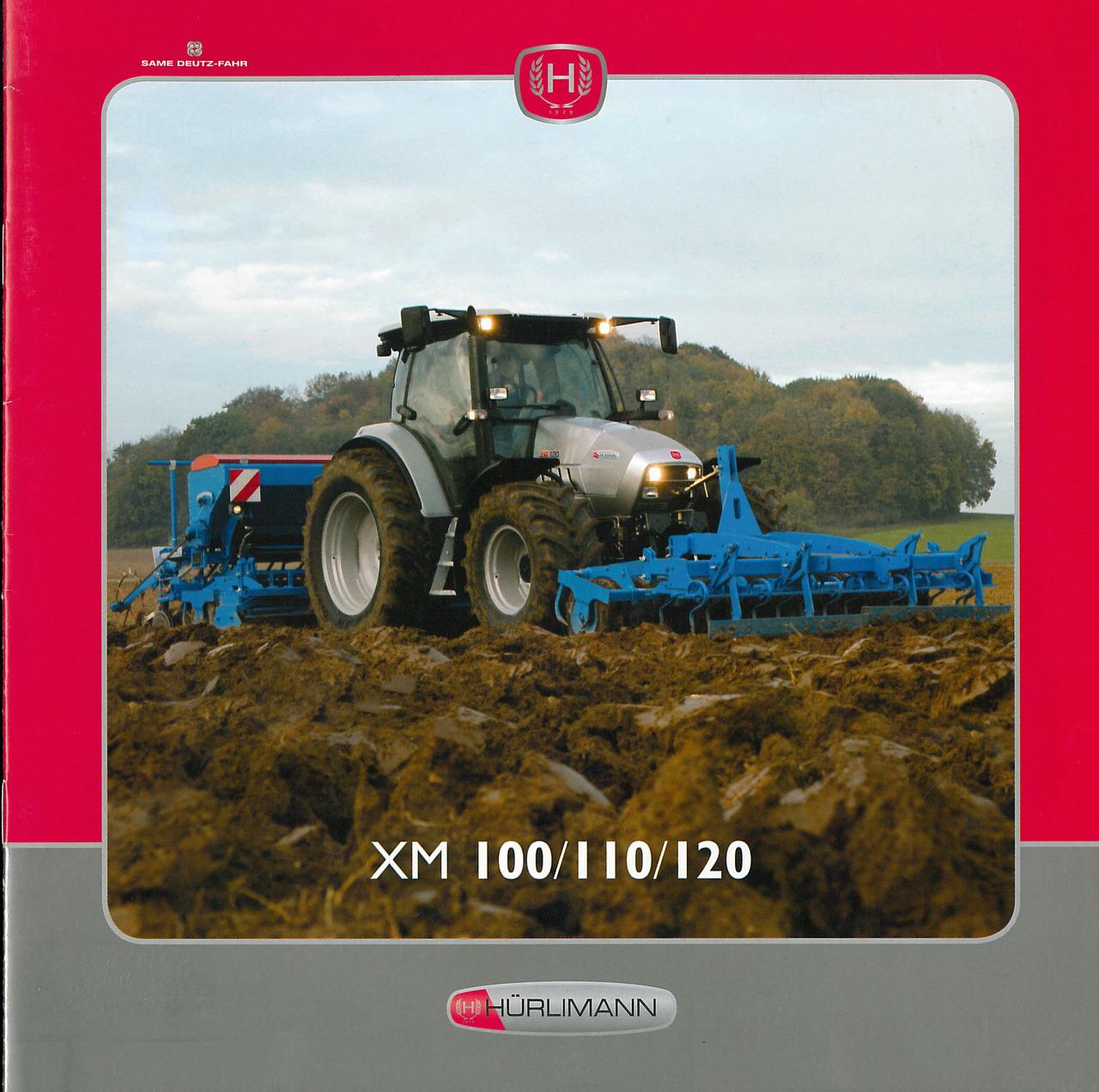 XM 100-110-120