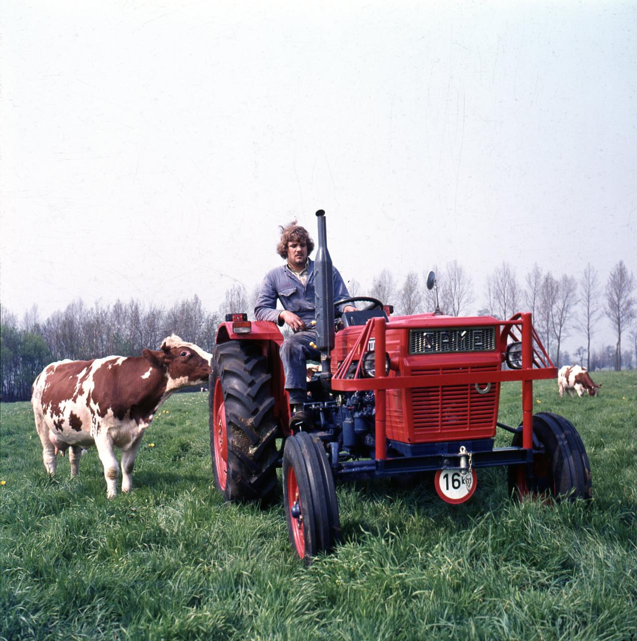 [SAME] Aurora 45 nel pascolo - (lett. Cebeco del 9/5/1972), Olanda