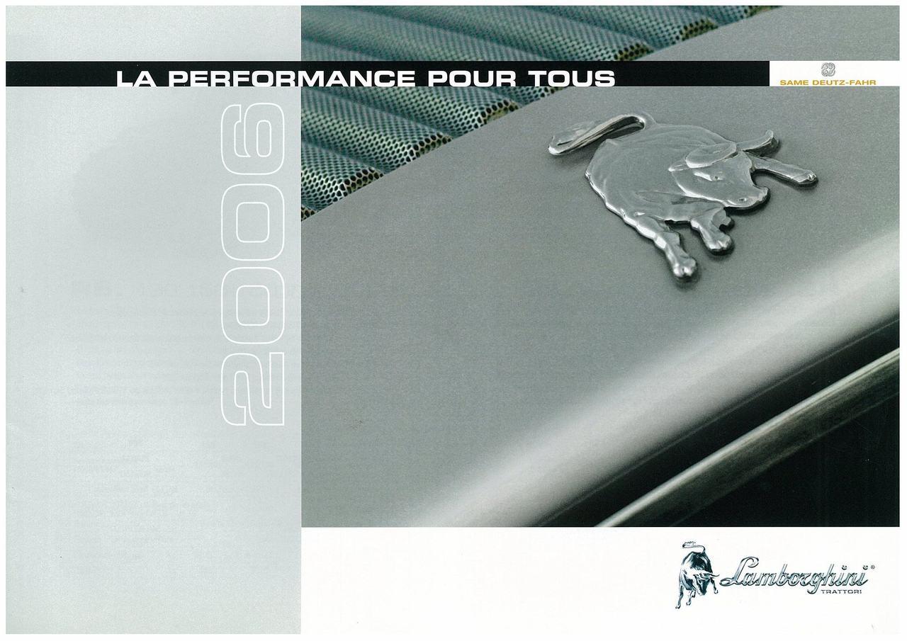 La performance pour tous 2006