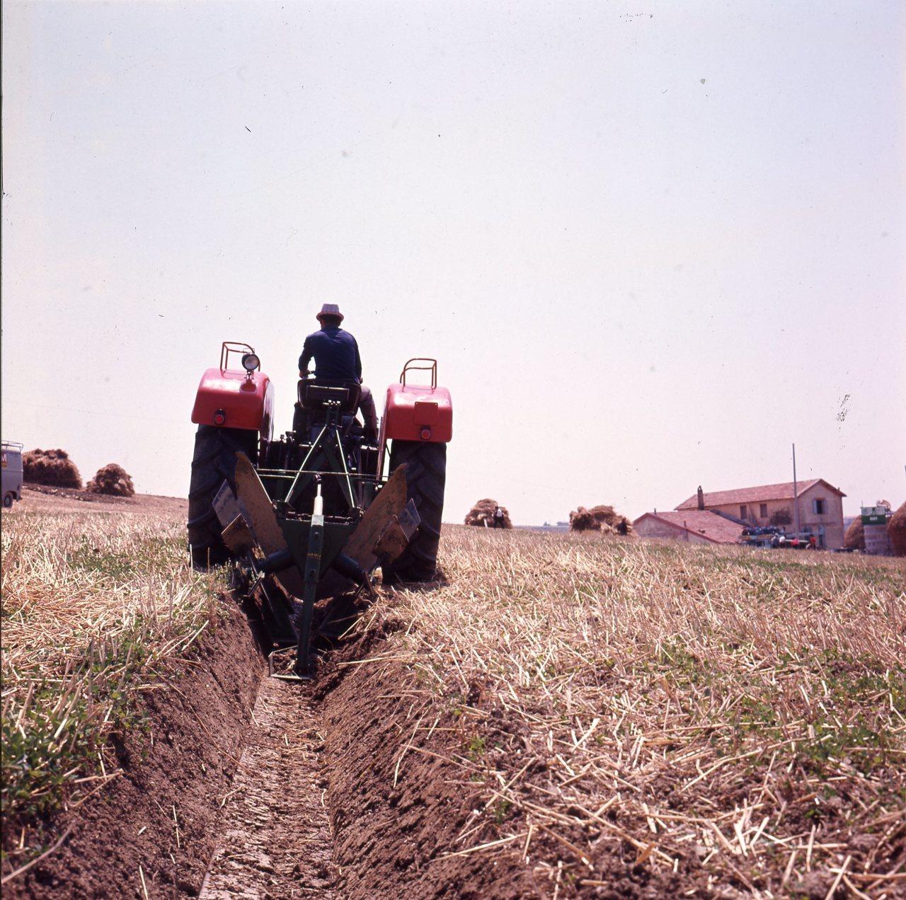 [SAME] Fotocolor Trattori Same manifestazione di Pesaro, 17/10/64