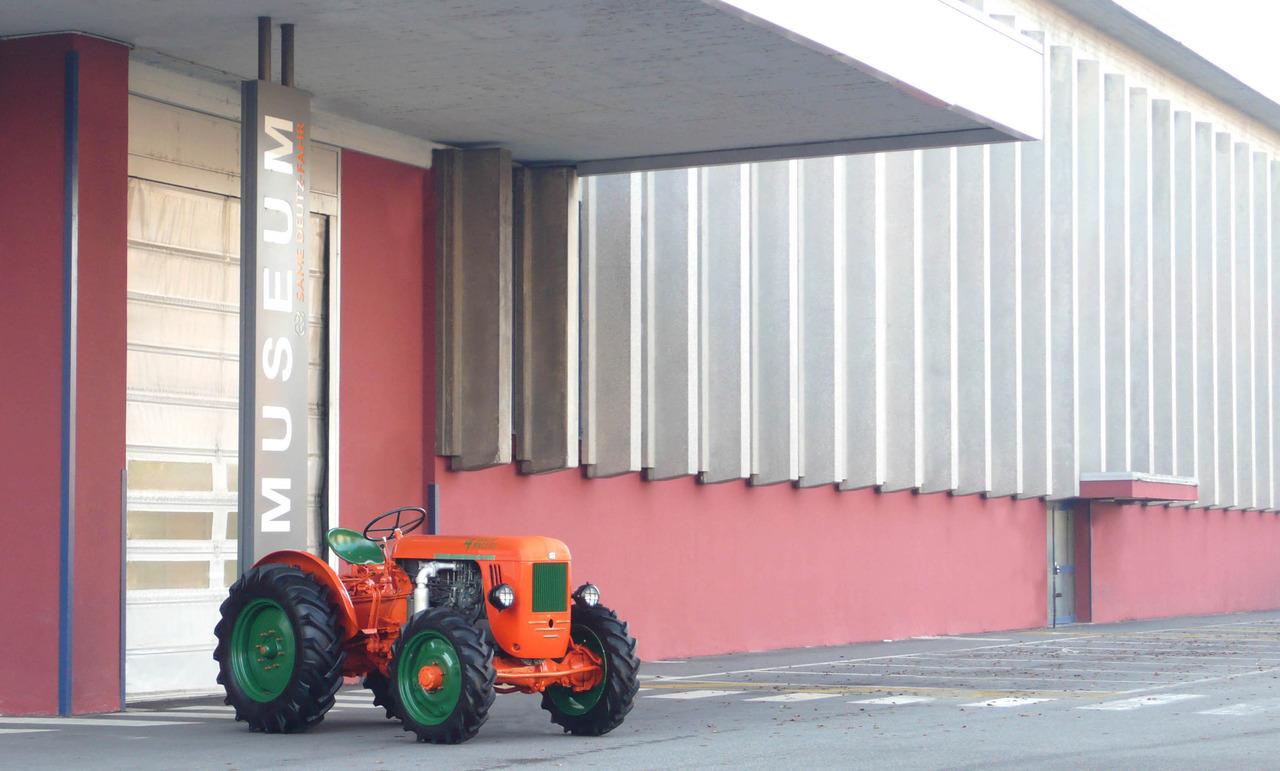 Archivio Storico e Museo SAME Deutz-Fahr