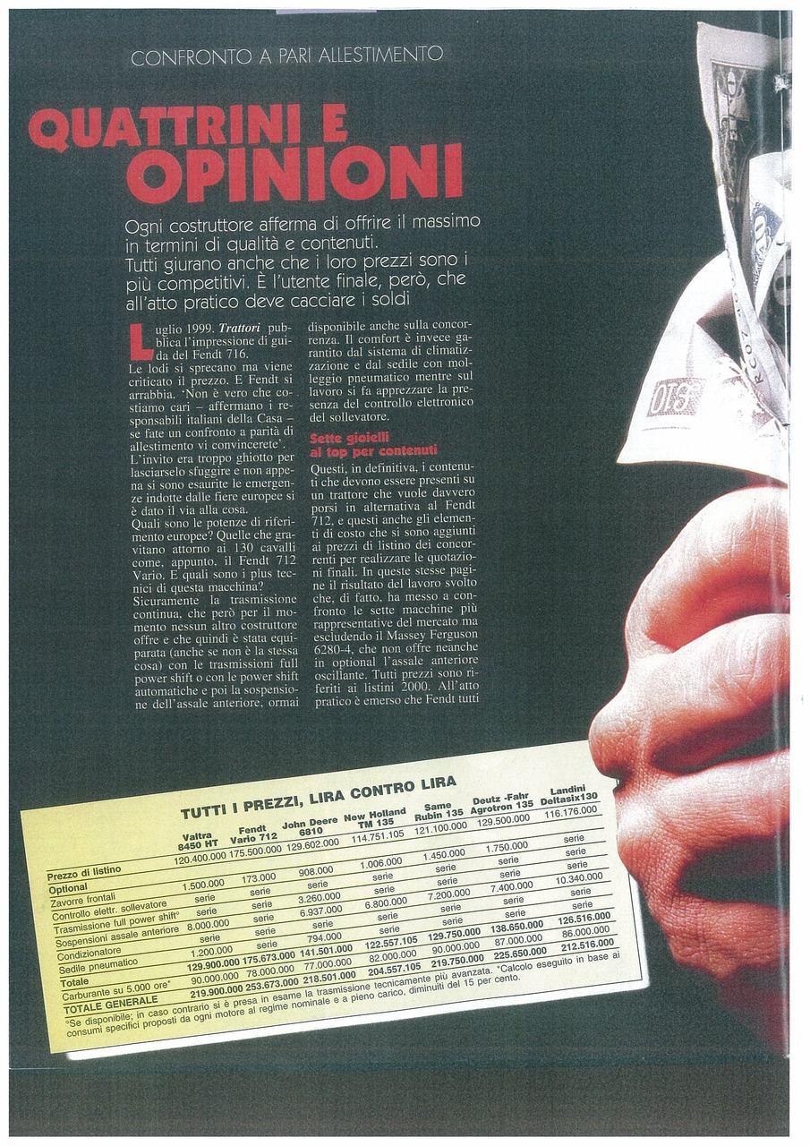 Quattrini e opinioni