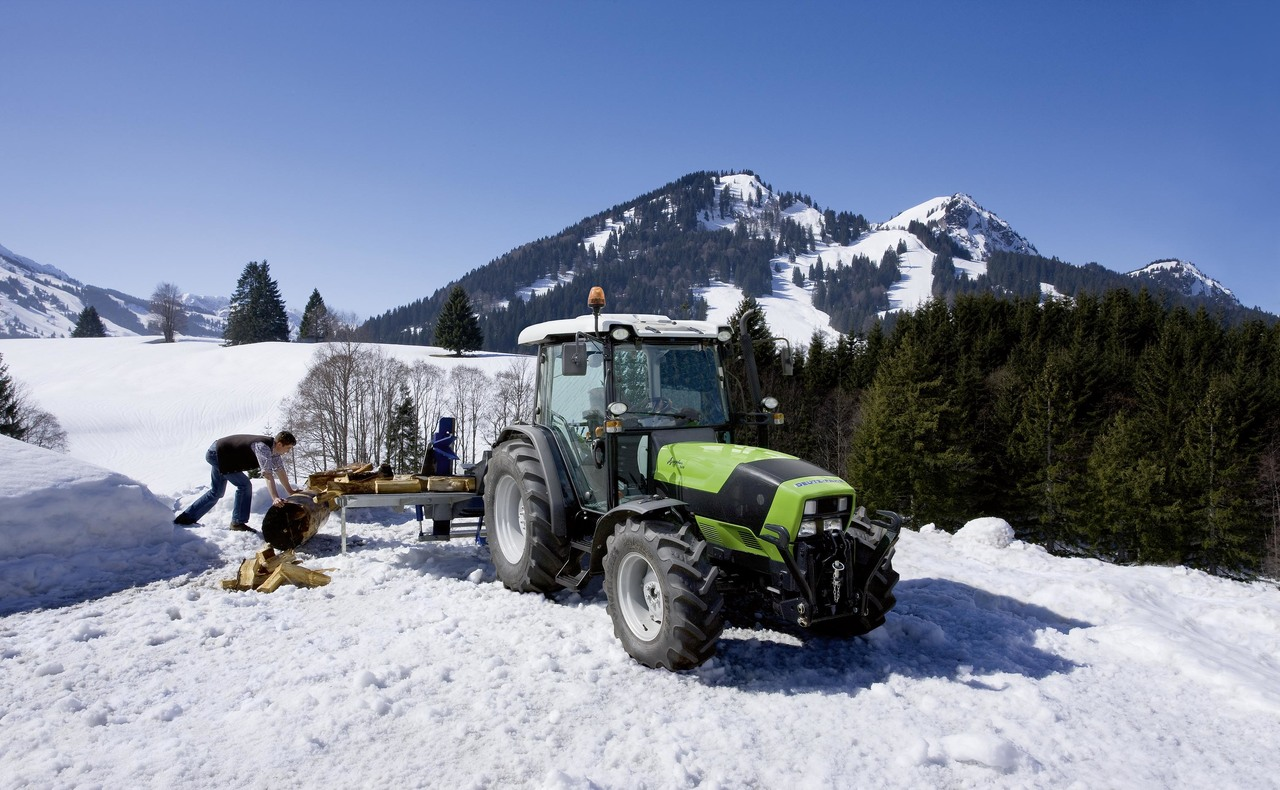 [Deutz-Fahr] trattori Deutz-Fahr, servizio fotografico per Calendario 2010