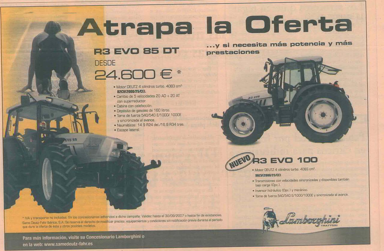 Atrapa la oferta R 3 Evo 85 DT