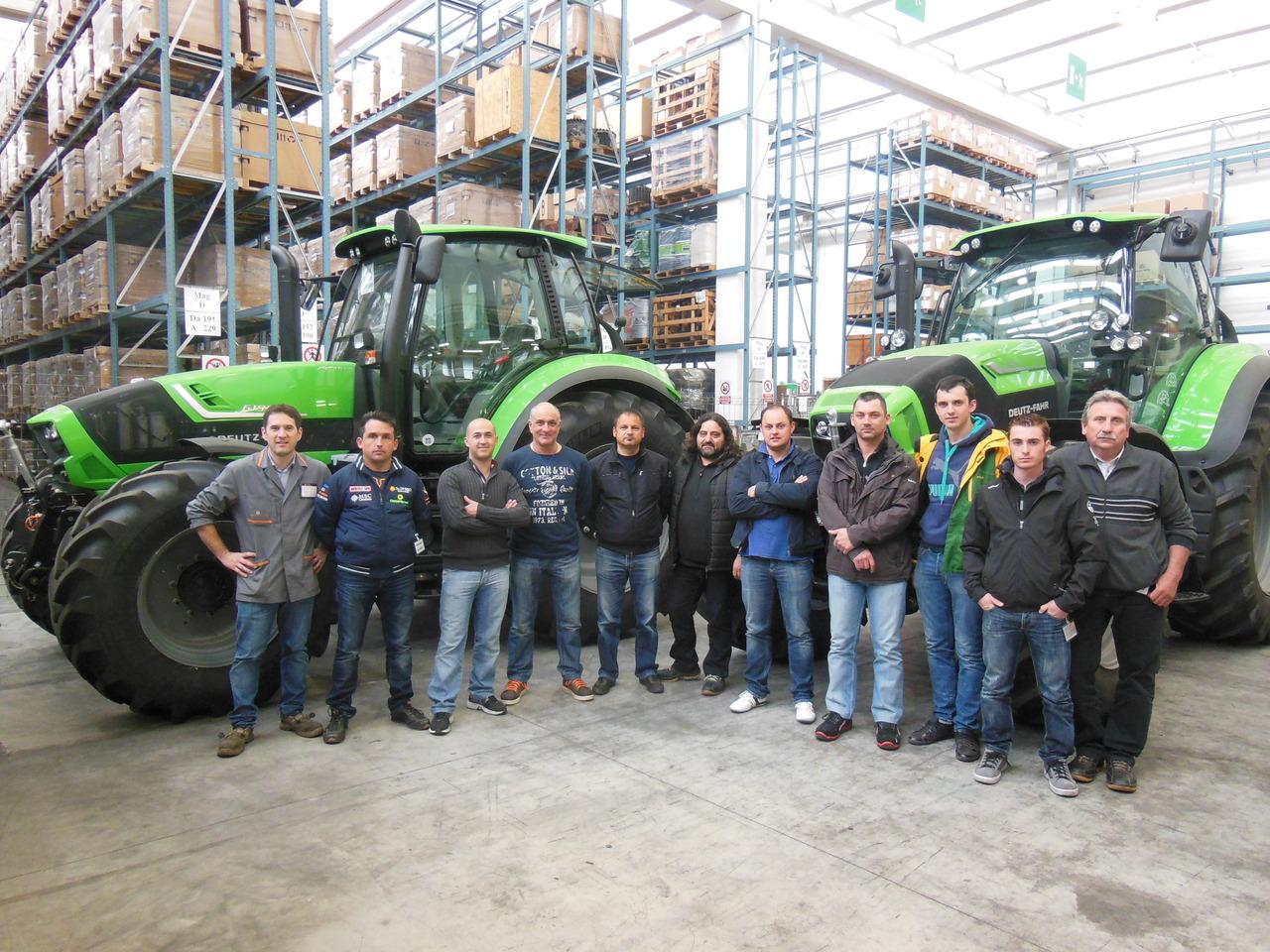 SDF Academy - Corso Deutz-Fahr Serie 6 Agrotron TTV