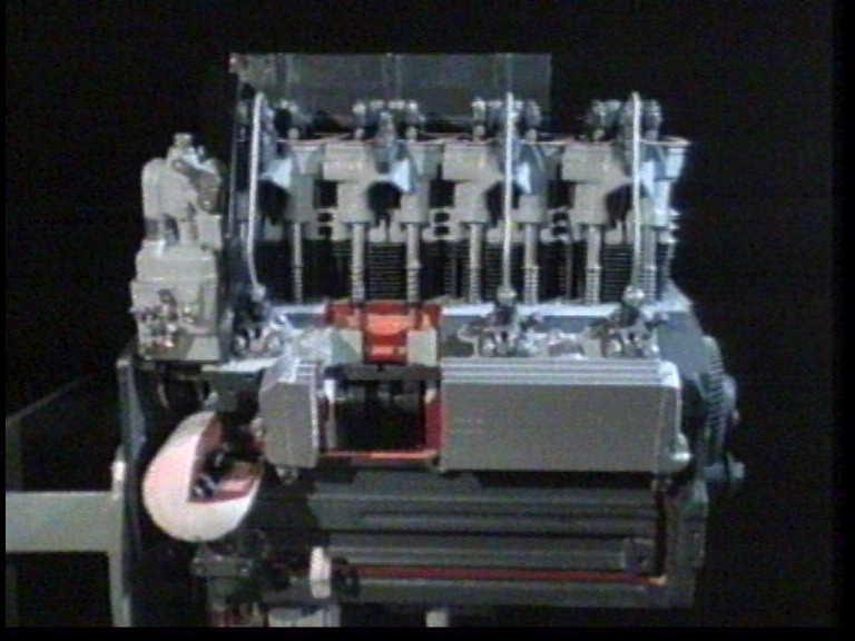 1: Il motore: manuale del venditore