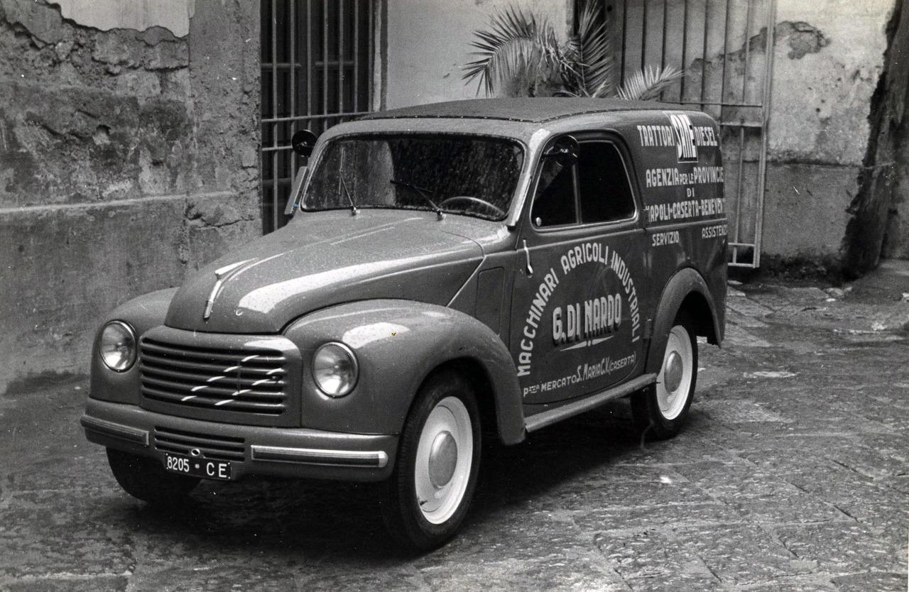 Auto di servizio del concessionario SAME Di Nardo