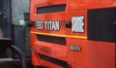 [Same] Trattore modello Titan 190