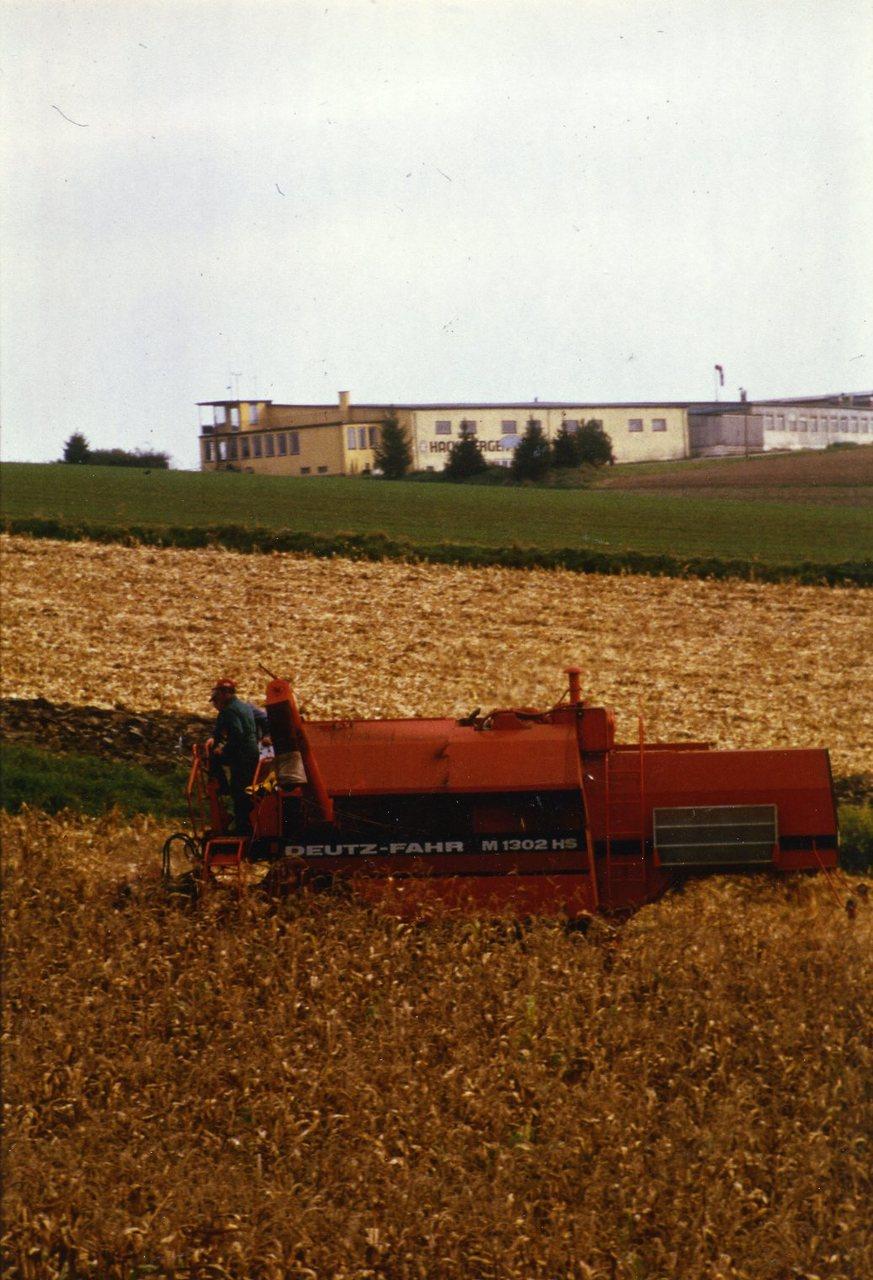 """[Deutz-Fahr] M 1302 HS, """"Fürstenzell, 16.10.79"""""""