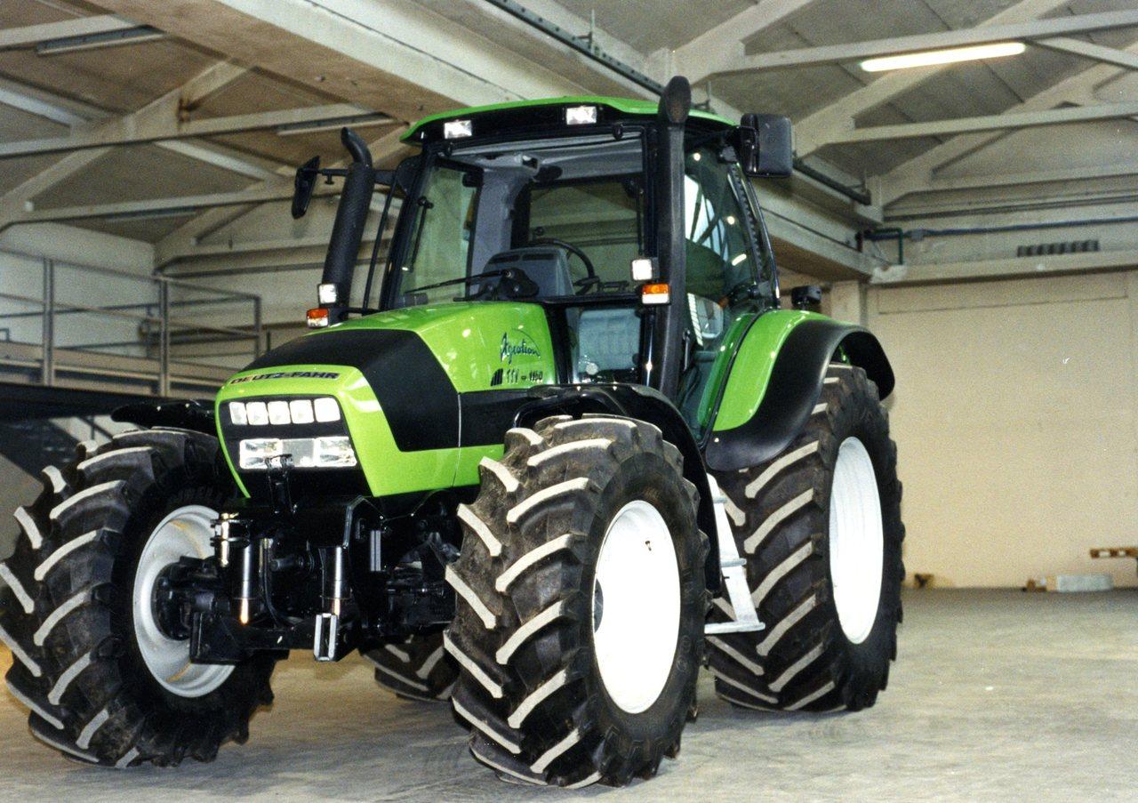 [Deutz-Fahr] trattore Agrotron TTV 1160