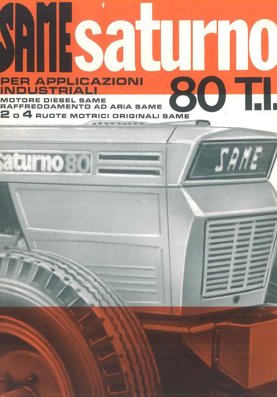 SATURNO 80 T.I.