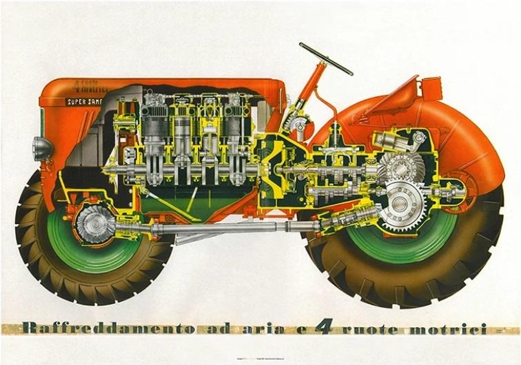Poster Super SAME DA 67