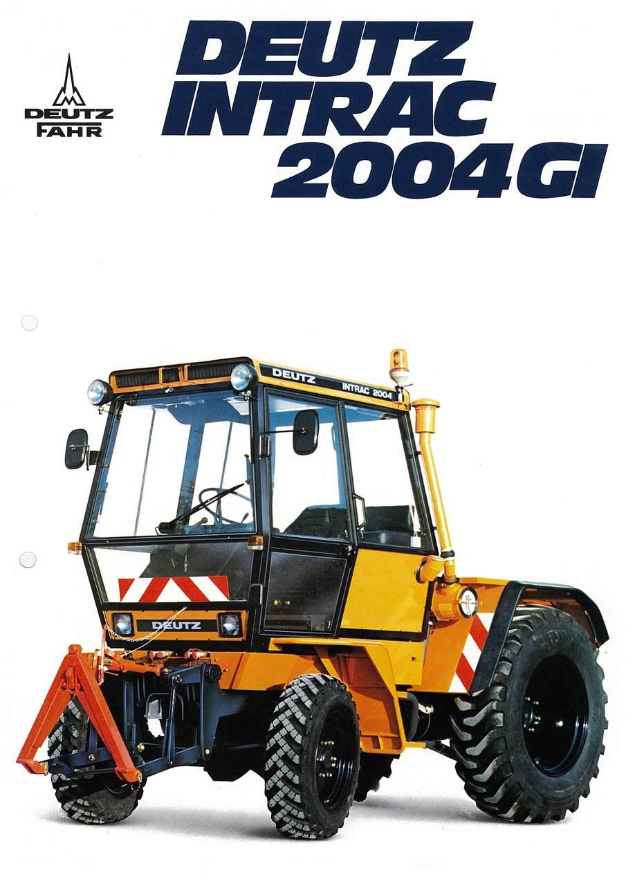 INTRAC 2004 GI