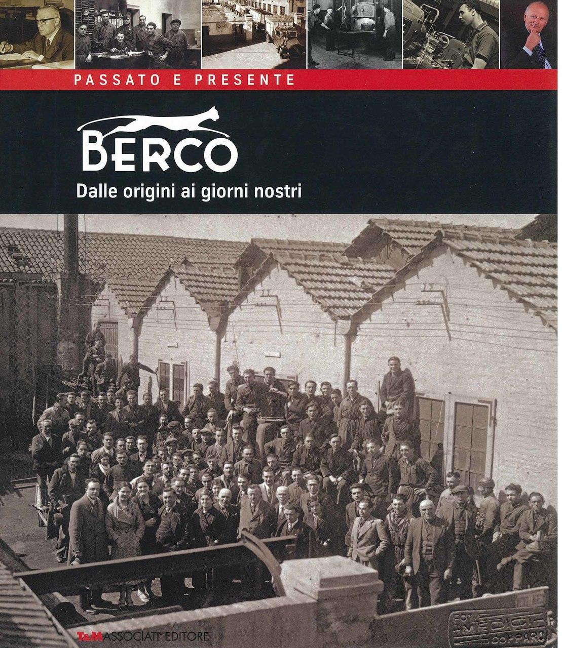 BERCO, Reggio Emilia, T&M associati editore, 2006